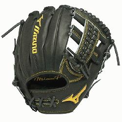 uno GMP600AXBK Pro Limited Baseball Glove 11.5 inch (Right Hand Throw) : M