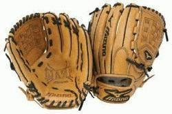 Mizuno GMVP115A MVP Series 11 12 inch InfielderPitcher Baseball Glove (Left Handed Throw