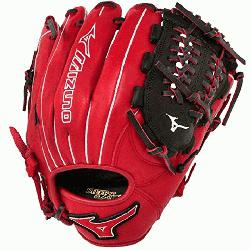 Baseball Glove 11.75 inch (Red-Black, Right Hand Throw) : Pat