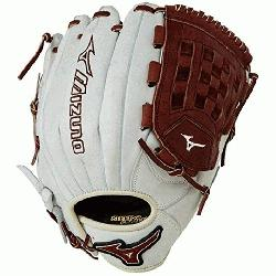MVP Prime Baseball Glove 12 inch (Silver-Brown, Right Hand Throw) : Patent pending Heel Fle