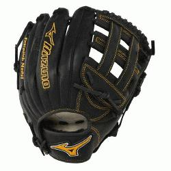 izuno MVP Prime Fastpitch with Oil Plus Leather, a perfect ba