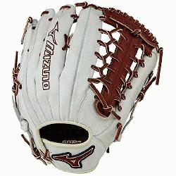 E3 MVP Prime Baseball Glove 12.75 inch (Silver-Brown, Right Hand Throw) : Patent pe