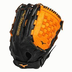 Mizuno GMVP1400PSES3 Slowpitch Softball Glove 14 inch (B