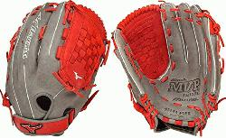 rime SE Ball Glove Features Center pocket