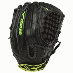 o prospect series softball glove for youth girl softball players.