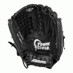 prospect series softball glove for