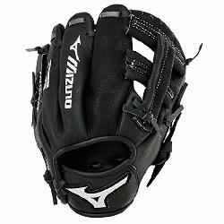 Prospect series baseball gloves have patent pending heel flex technology