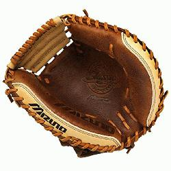 ic Pro Soft Catchers Mitt 33.5 inch. Throwback Leather that is rugged