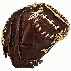 eries baseball catchers mitt 33.5 inch.