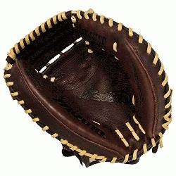 o Franchise series baseball catchers mitt 33.5 inch.