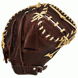 ranchise series baseball catchers mitt 33.5 inch. Hi-Low Lacing. Baseba