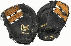 Mizuno has firstbase mitts to meet the needs of any level pl