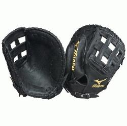 o Series Gloves Firstbase Mitt. Mizuno has firstbase mitts to meet the needs