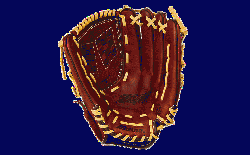 pitch Glove Features Center Pocket Designed Patterns BioThrowback Leather Ultra Soft P
