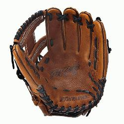 no MVP GMVP1175B1 Baeball Glove 11.75 inch (Right Handed Throw) : Center Pocket designed patter