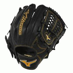 Mizuno MVP Prime GMVP1150P1 Baseball Glove 11.5 (Right Hand Throw) : Smooth profe