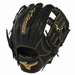 P Prime GMVP1151P1 Baseball Glove 11.5 inch (Right Hand Throw) : Smooth professional style oi