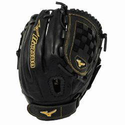 Fast Pitch Softball Glove. Oil Plus Leather - perfect balance
