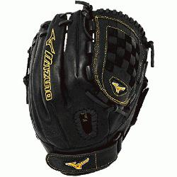ast Pitch Softball Glove. Oil Plus Leather
