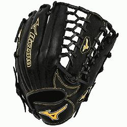 izuno MVP Prime Future GMVP1225PY1 Baseball Glove 12.25 inch (Left Handed Throw) : Center pocket de