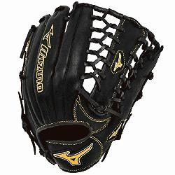 MVP Prime Future GMVP1225PY1 Baseball Glove 12.25 inch (Left Handed Throw) : Center pocket de