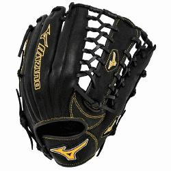 Future GMVP1225PY1 Baseball Glove 12.25 inch (Right Hand Throw) : Center pocket design, stron