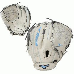 MVP Prime SE fastpitch softball series gloves feature a Ce