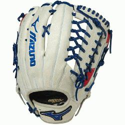 The Mizuno MVP Prime special edition ball glove features a new design with center poc