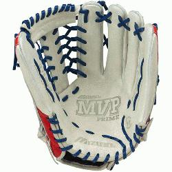 he Mizuno MVP Prime special edition ball glove features a new design with cen