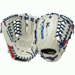Mizuno MVP Prime special edition ball glove features a new design with center pocket d