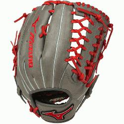 Mizuno MVP Prime special edition ball glove features a new design with center