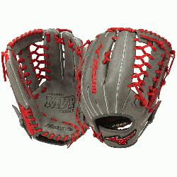 o MVP Prime special edition ball glove features a new design with center pocket design