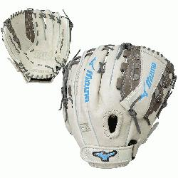 SE fastpitch softball series gloves feature a Center Pocket