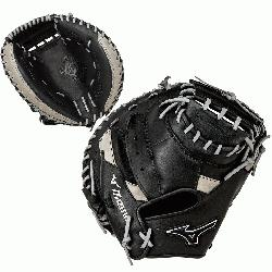 ew MVP Prime SE catchers mitt features professional style Bio Soft leather for the pe