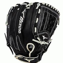 Softball Glove 12 inch Premier Series features full-grain