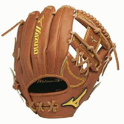 zuno Pro Limited GMP500AX Baseball Glove 11.75 inch (Right Hand Throw) : Mizuno Pro Limited E