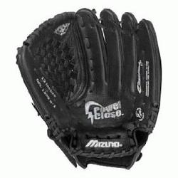 GPL1209B is a 12.00 youth fastpitch glove that features multiple tec