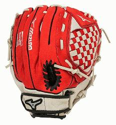 GPP1150Y1RD Red 11.5 Youth Baseball Glove (Right