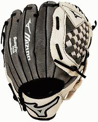 izuno Prospect Series Youth Gloves. Patented Power Close