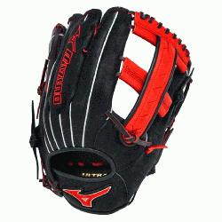 wpitch GMVP1250PSES3 Softball Glove 12.5 inch (Navy-Red, Righ
