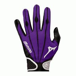 ge Pro Batting Gloves. Same design as worn by top professional players. Mizun