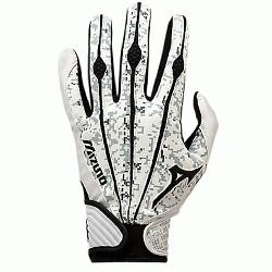age Pro Batting Gloves. Same design as worn by top professional players. Mizunos Sensor Point