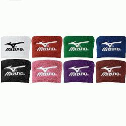 istbands 370107 2 Inch Wristbands (Cardinal) : 80% Cotton 10% Nylon 10% Elastic Soft, thic