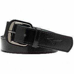 ade youth baseball belt leather. Signature Mizuno logo. Up to 31 inches. Mizuno Classic Youth B
