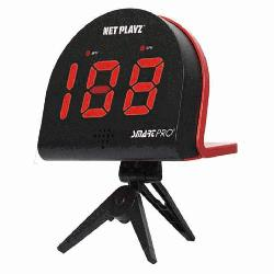 itching and swinging speeds with this Net Playz Personal Sports Radar, which features durable black