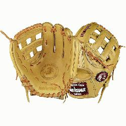 Nokona 11.75 American Legend AL-1175 H Web Baseball Glove (Right Handed Throw) : A full N