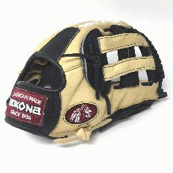 dult Glove made of American Bison and Supersoft