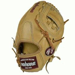 a 12 inch American Legend Baseball Glove (Right Handed Throw) : A full