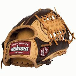 Alpha series baseball gloves has b