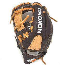 Youth Series 10.5 Inch Model I Web Open Back. The Select series is built with virtually no break-i